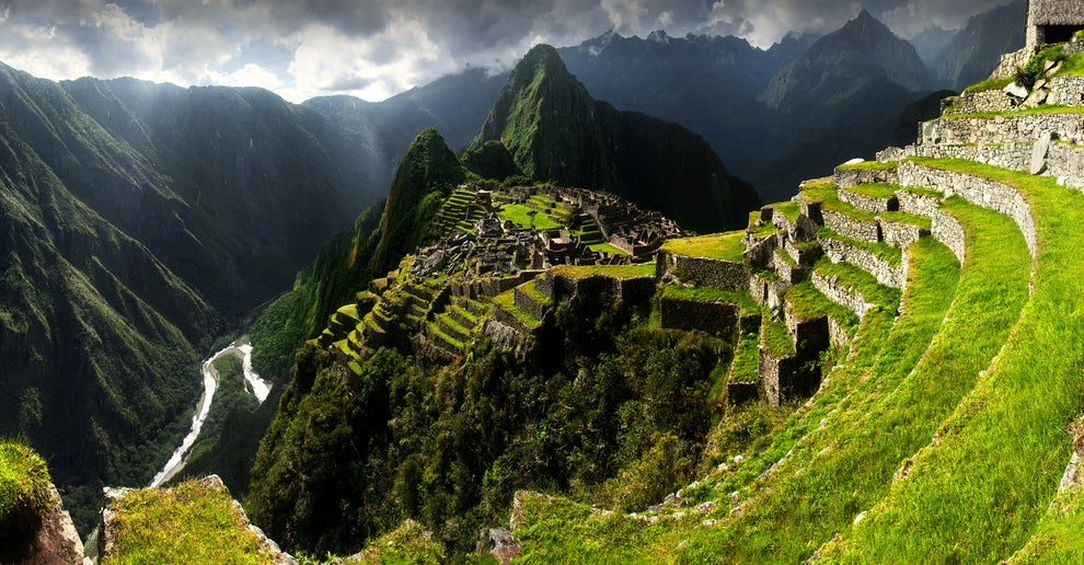 Or you were touched by the the sacred archaeological beauty of Machu Picchu.