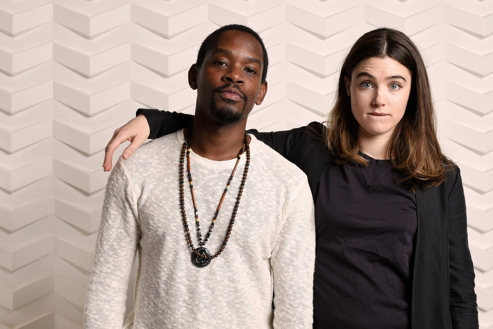 Dara Ju stars Aml Ameen and Lucy Griffiths