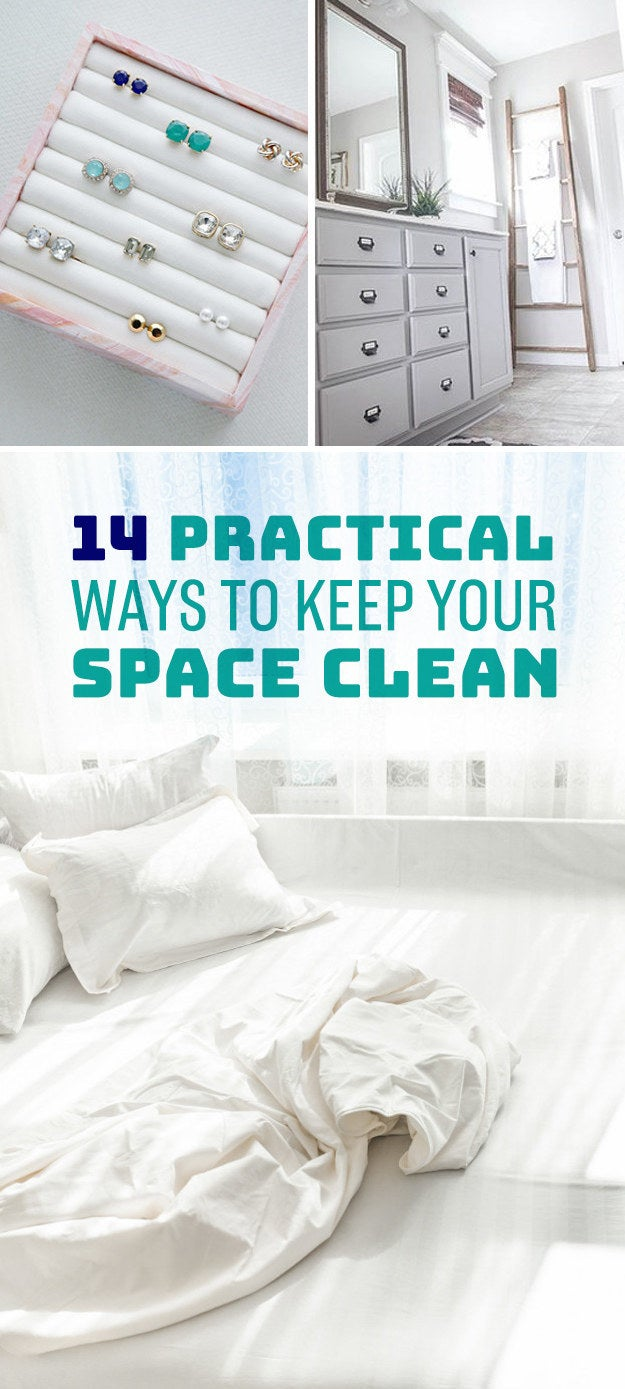While Youre Keeping Your Bathroom Nice And Tidy Make Sure The Rest Of Your House Stays Clean And Organized All The Time