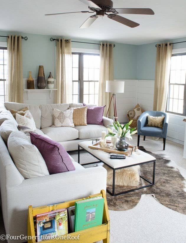 Decorate With Neutrals And Add Pops Of Color Smaller Pieces Decor