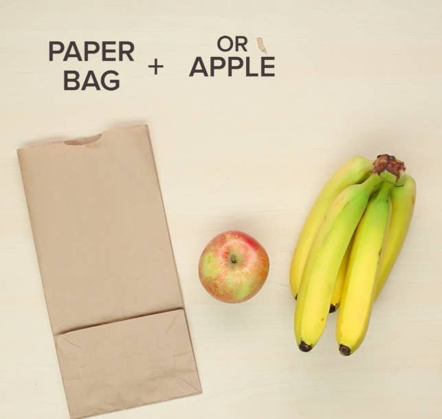 Five Ways To Make Fruit Ripen Faster