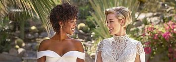 This Photo Of Samira Wiley And Lauren Morelli On Their Wedding Day Might Be The Most Beautiful Thing You'll Ever See
