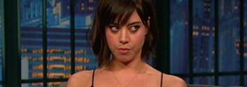 21 Times Aubrey Plaza Was Weird And Relatable AF