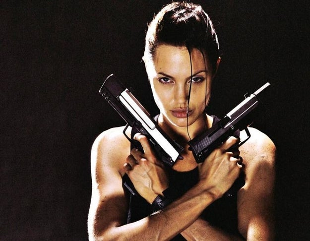 All the way back in 2001, Angelina Jolie took on the iconic role of Lara Croft from the popular Tomb Raider video game and brought her to the big screen.