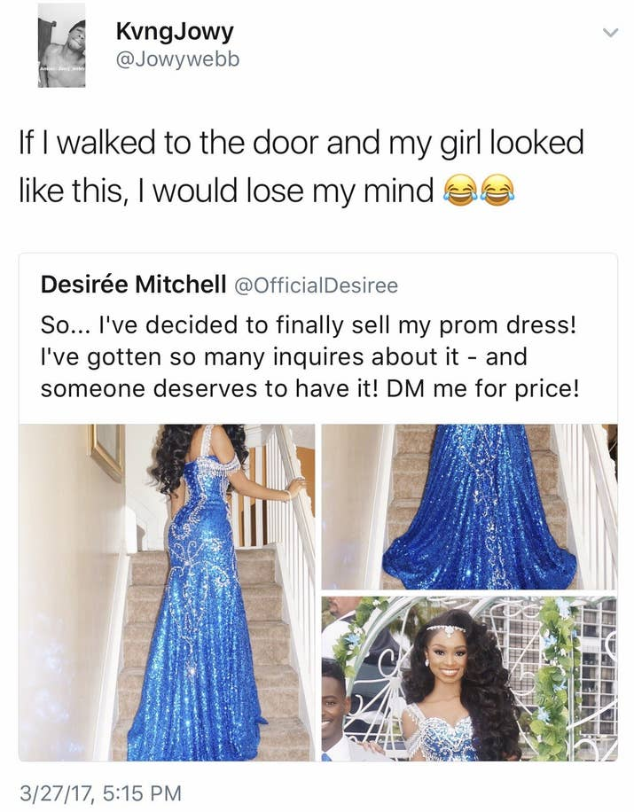 This Women\'s Prom Dress Is Making Money For Scoliosis Warriors