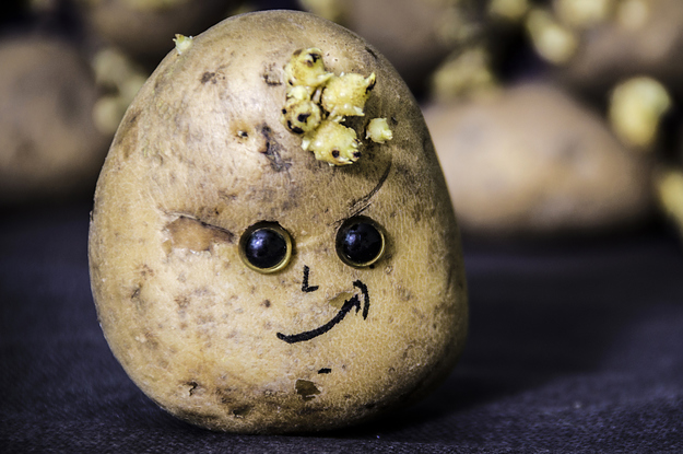 How Obsessed With Potatoes Are You Actually?