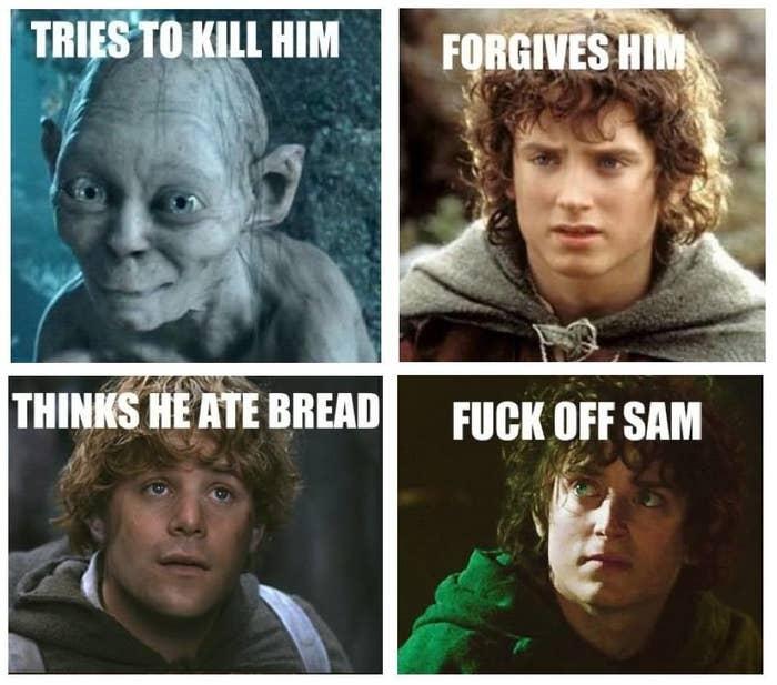 "50 ""Lord The Rings"" Memes Guaranteed To Make You Laugh"