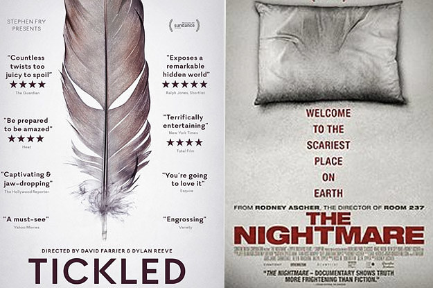 18 Insanely Creepy Documentaries That'll Make You Want To Hide Under Your Bed