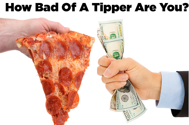 How Bad Are Your Tipping Habits?
