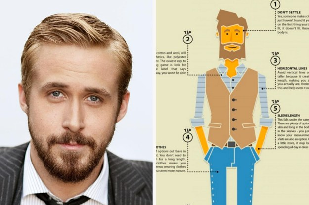 31 Simple Style Cheat Sheets For Guys Who Don't Know WTF They're Doing