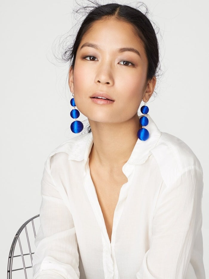 Get these earrings at BaubleBar for $48 and find more jewelry options here.