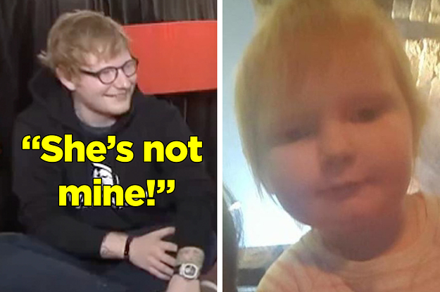 ed sheeran has finally reacted to that viral look 2 2853 1490804351 1_dblbig ed sheeran has finally reacted to that viral lookalike baby photo