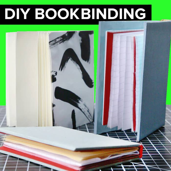Make Your Own Hardcover Books With This