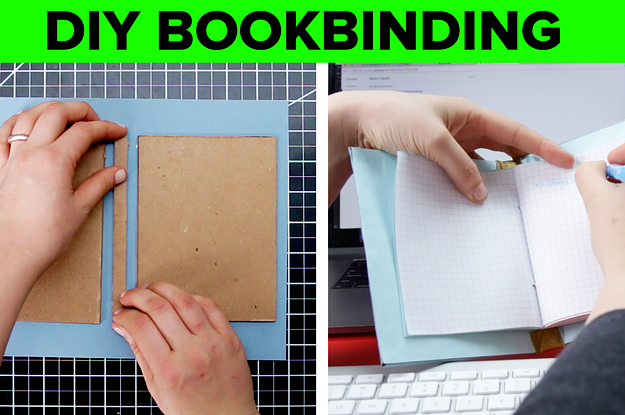 Make Your Own Hardcover Books With This Easy DIY Project