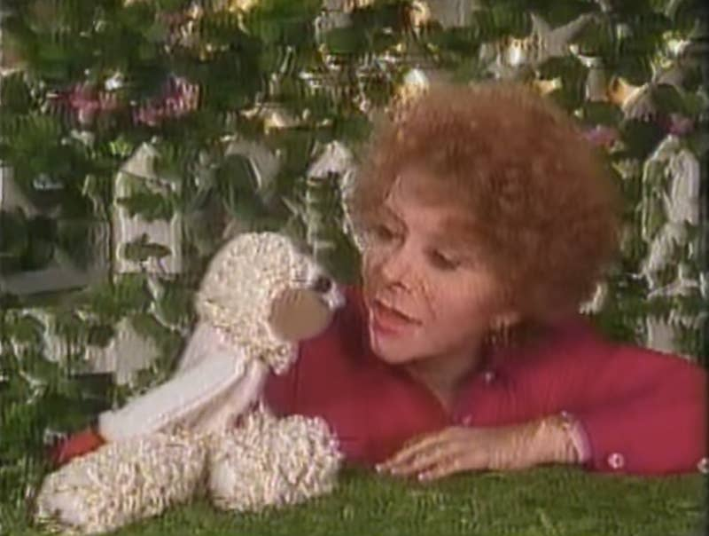 "OK, who else had their own Lamb Chop and remembers the worlds to ""The Song That Never Ends""?"