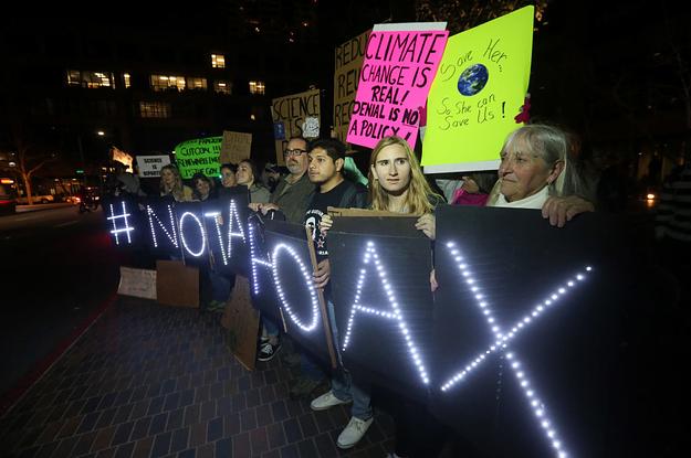 Big Companies Defy Trump On Climate Change