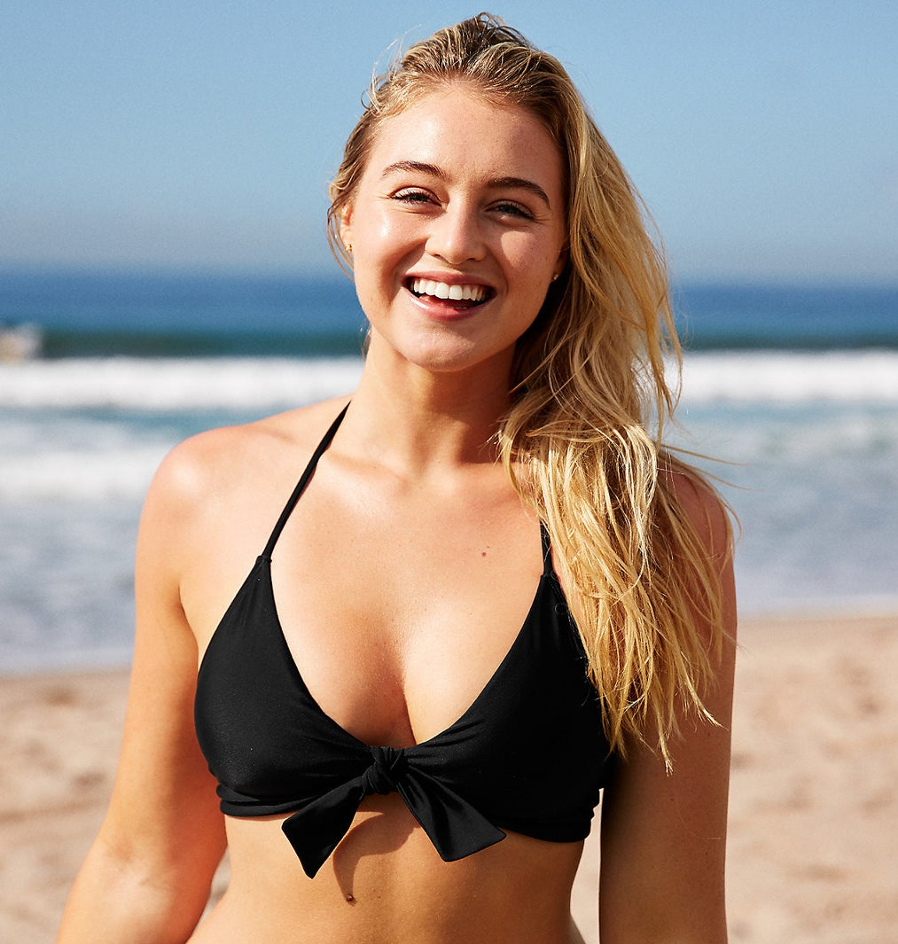 Get $35 bikinis and one pieces, $20 and under apparel, and up to 60% off clearance items (plus free shipping) at Aerie.