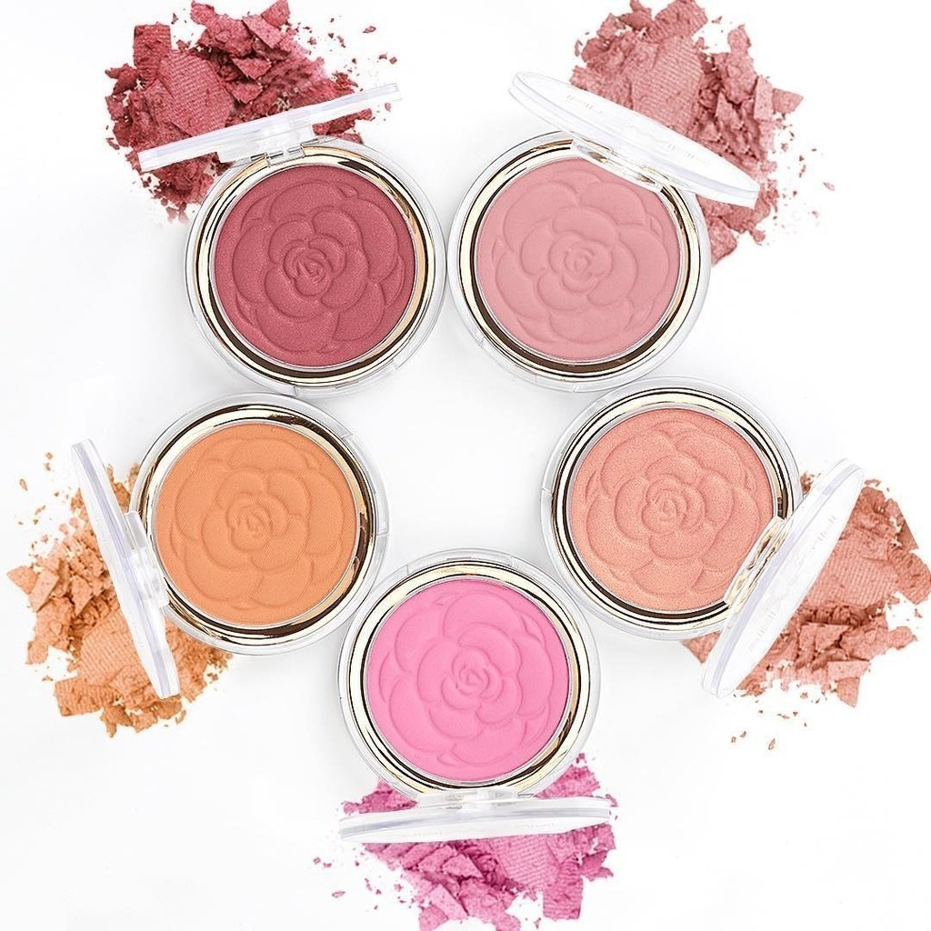 29 Of The Best Places To Buy Cruelty Free Makeup Online Bioaqua Chic Trendy Blush On Original 10 Flower Beauty Is Drew Barrymores Line And Evidently Reflects Her Cheerful Optimism With Floral Patterned Overall Fresh