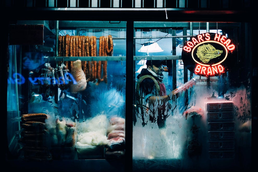 """This Photographer Captures the Dark Side of New York Restaurants — Literally"" — Saveur"