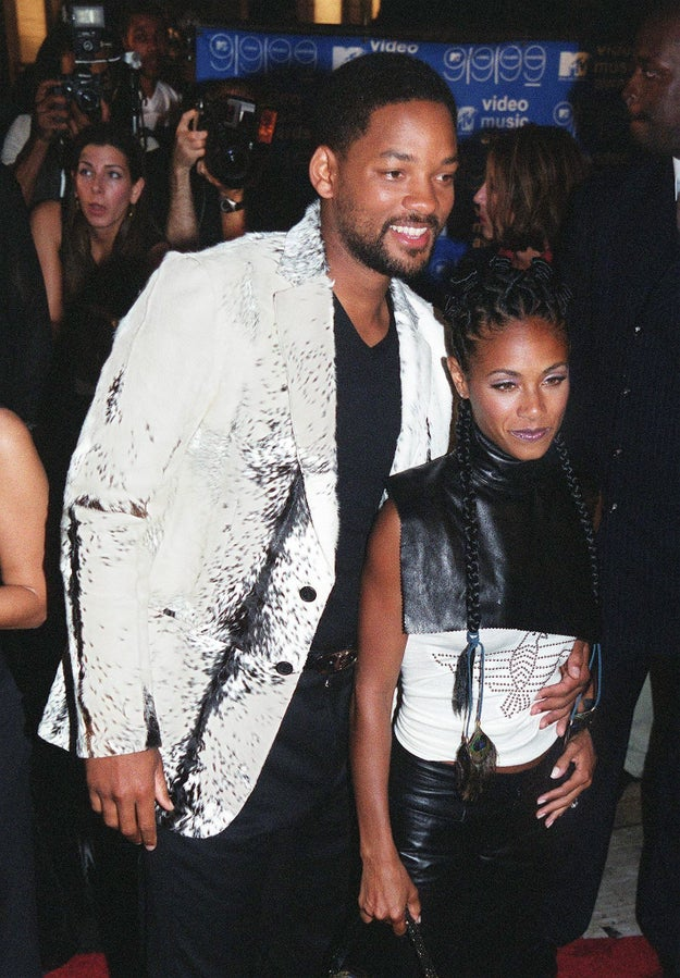 Jada Pinkett Smith auditioned for the role of Will's girlfriend, aka Lisa, on the show. However, she didn't get the part because apparently she was too short.