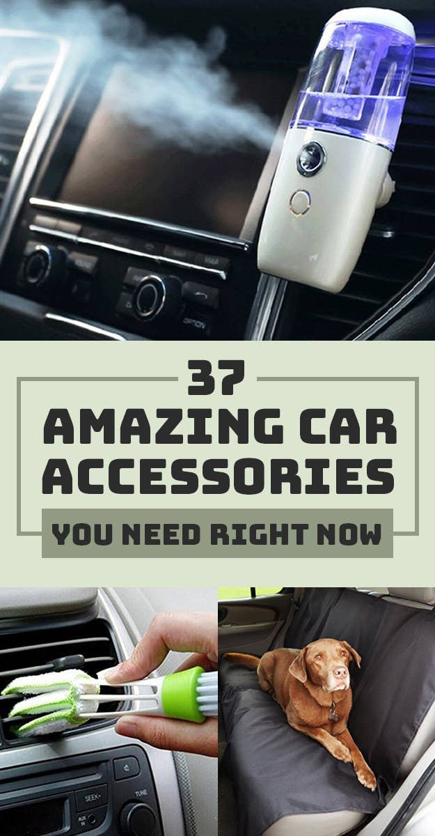 37 Cheap Products Thatll Make Your Car So Much Better