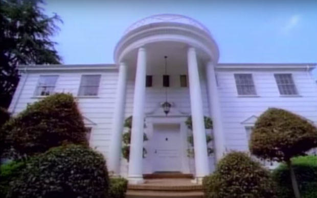 This house that you've seen shots of throughout the series isn't actually in Bel-Air. But it isn't far either, it's actually located in a nearby neighborhood called Brentwood.