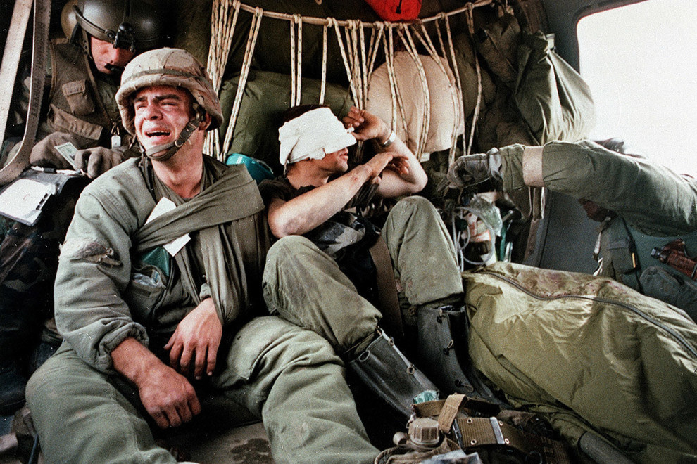 """In Pictures: The Grim and Absurd Reality of the First Gulf War"" — BuzzFeed News"