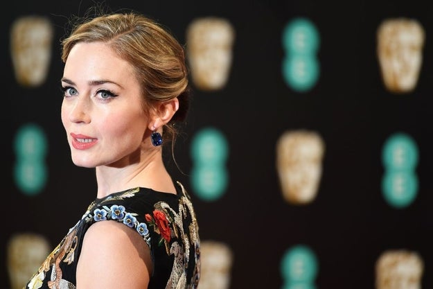In case you have not heard the good news, Emily Blunt is starring as the titular character in Disney's new Mary Poppins sequel, Mary Poppins Returns.