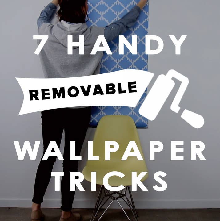 7 Tricks To Upgrade Your Apartment With Removable Wallpaper