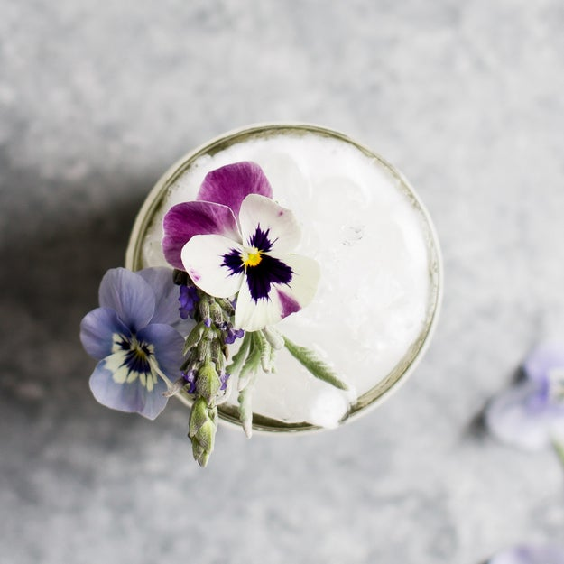 Four-Ingredient Spring Coconut Crush