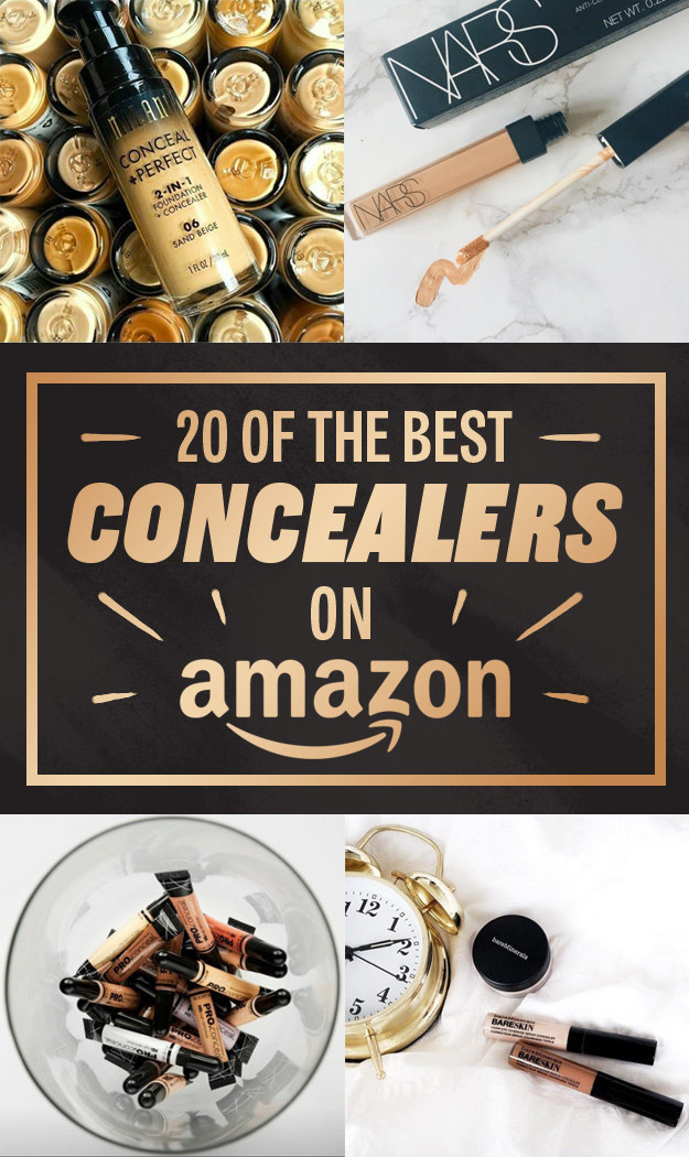 20 Of The Best Concealers You Can Get On Amazon