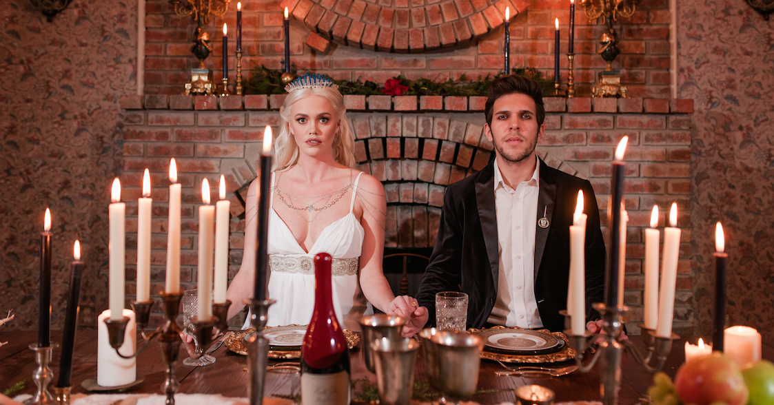 This Game Of Thrones Themed Wedding Is Cool As Hell