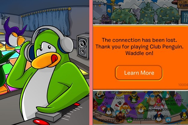 319d73b2 Disney's Club Penguin Shut Down And People Are Devastated