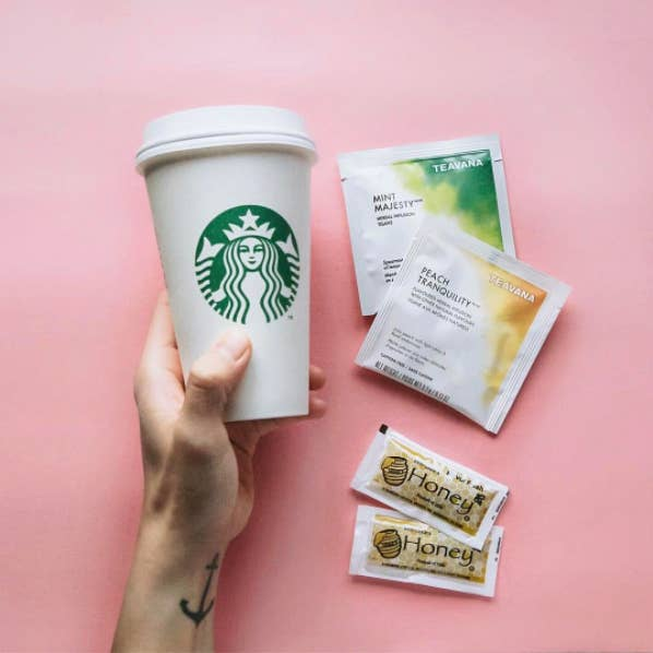 Here's What Happened When We Tried Starbucks' New