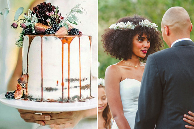 These Are The Hottest Wedding Trends, According To Pinterest