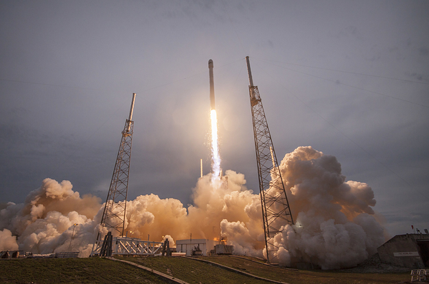 SpaceX Is About To Relaunch A Rocket Into Space For The First Time
