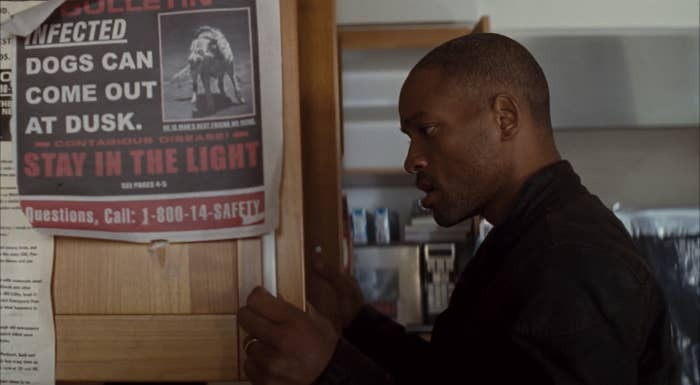 "Image result for ""i am legend"" food cabinet"
