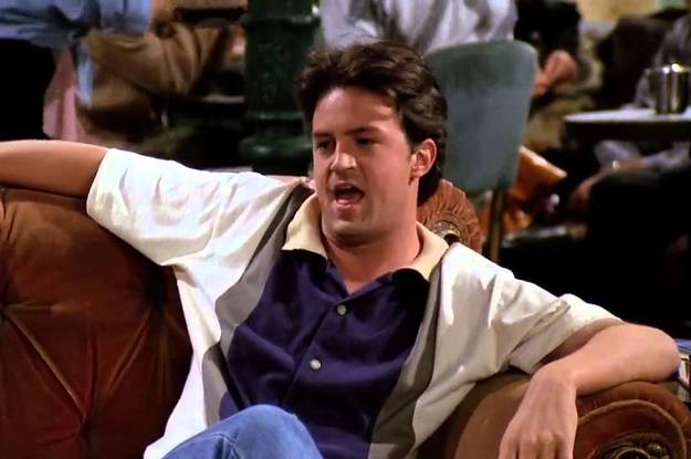Matthew Perry Revealed His Favorite Chandler Bing One-Liner And It Is Truly One Of His Best