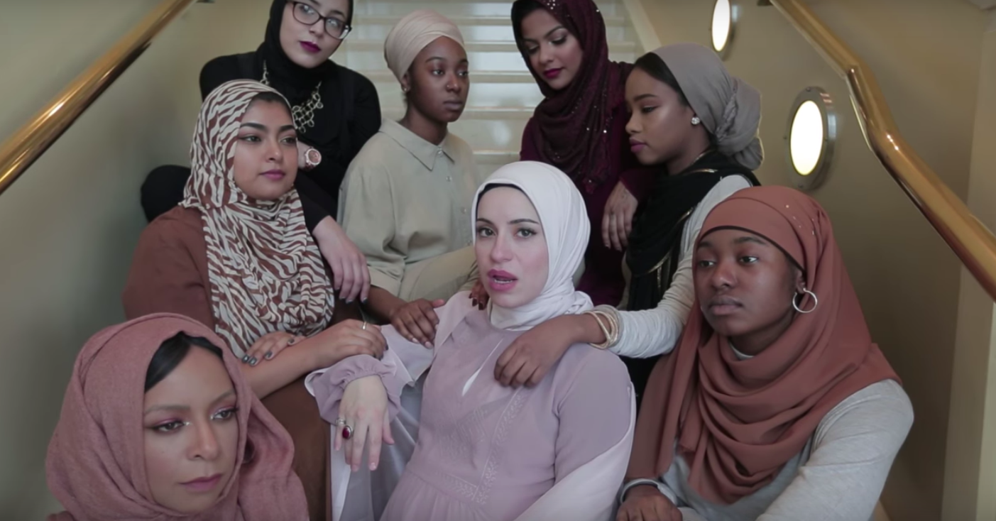 This Syrian-American Womans Rap About Wearing Hijab Is Dope Af-1496