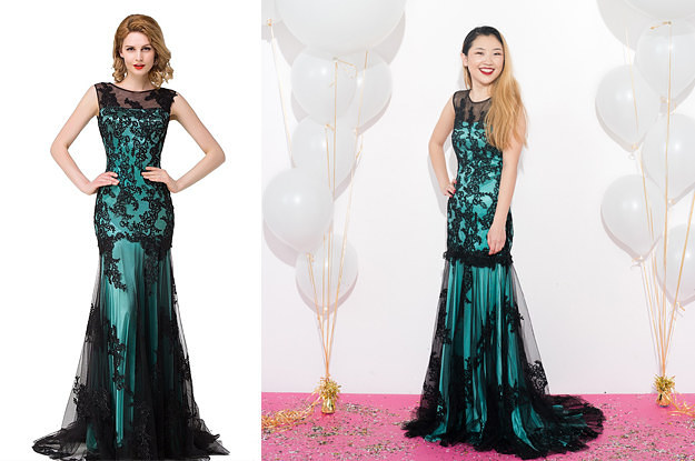 Here S What Prom Dresses From Amazon Actually Look Like