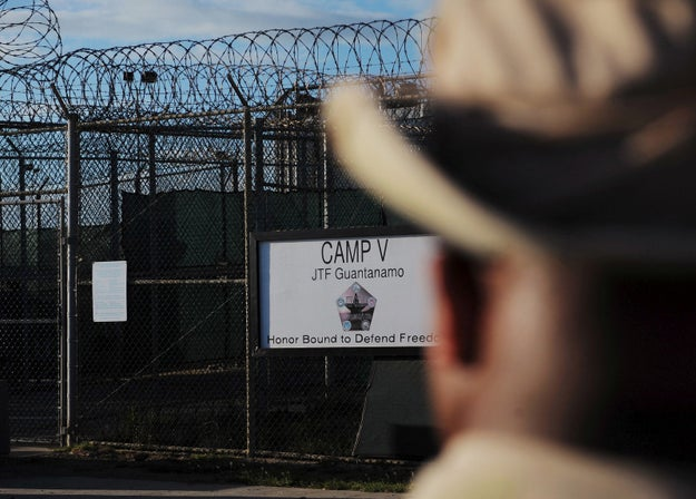 The US Government Can Keep Videos Of Forced Feeding At Guantánamo Bay Secret