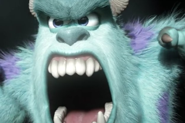 "Why Don't The Monsters In The ""Monsters Inc."" World Just Scare Adults?"