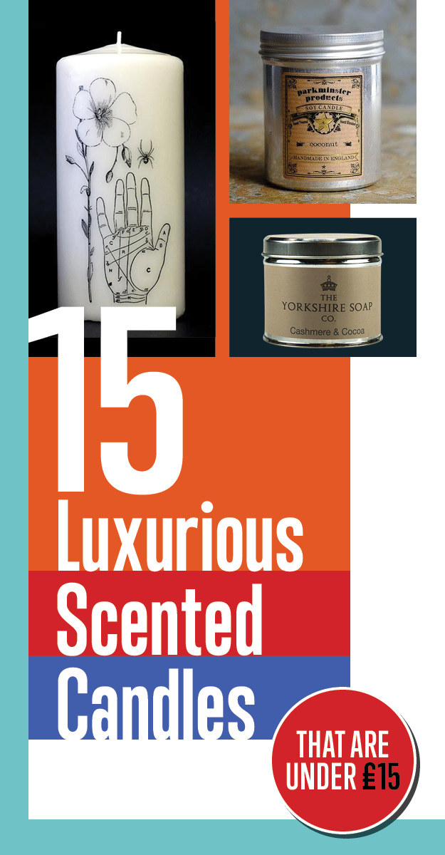 15 Luxurious Scented Candles That Won't Force You To Declare Bankruptcy