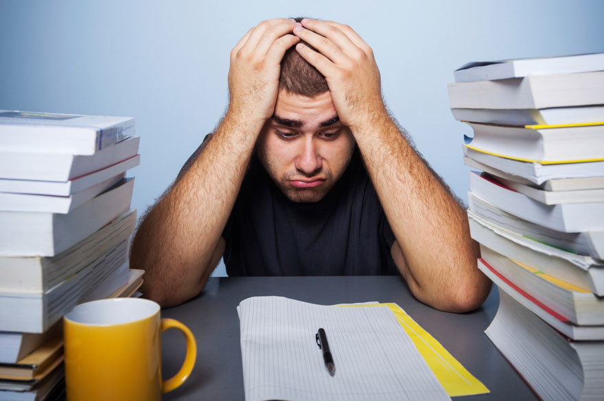causes of stress for college students - essay