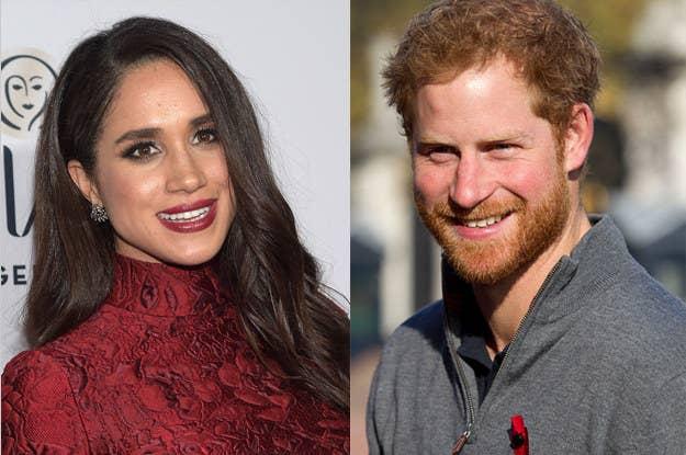 Image result for Prince Harry & Meghan Markle