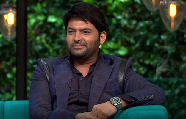 Comedian and actor Kapil Sharma was tonight's guest on Koffee With Karan.