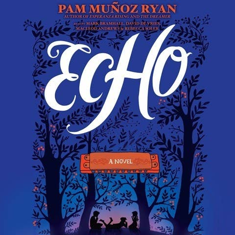 """""""One of the best audiobook productions I've ever heard. Music is an integral part of the story and the audiobook incorporates it beautifully.""""— lakewrmGet it on Audible"""