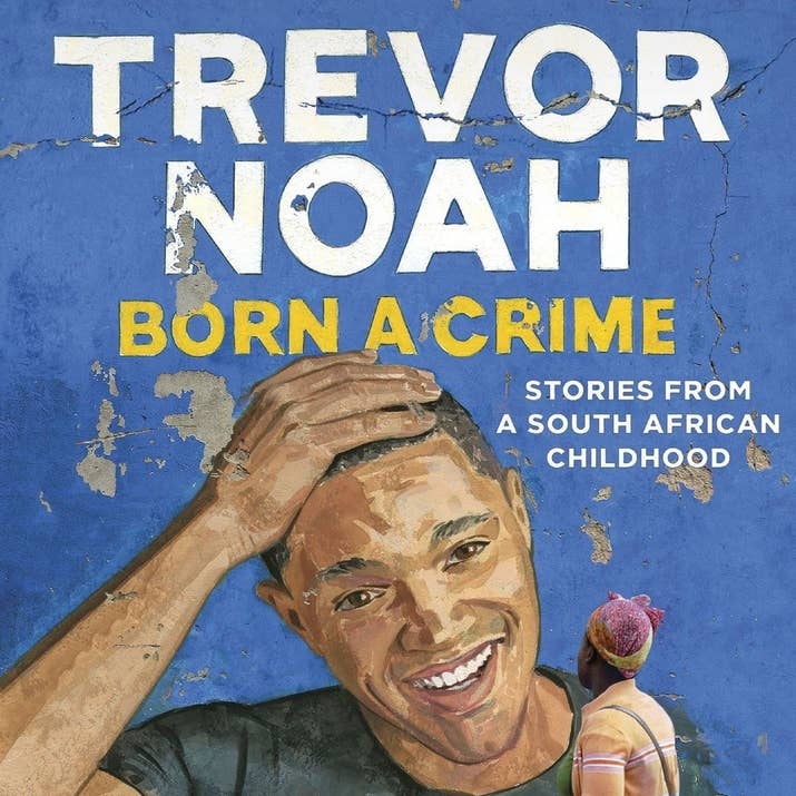 """""""Not knowing too much about the current run of The Daily Show or Trevor Noah's comedy in general didn't stop me from completely loving this audiobook. His growing up during South Africa's apartheid certainly gives a very unique, engaging perspective, but ultimately his stories are told with a lot of gumption, humor, and empathy. He tries to make sense of a system that never made sense at all. Ultimately, this audiobook has great stories, but his performance narrating is what carries it above and beyond.""""— Jamie RosalesGet it on Amazon"""
