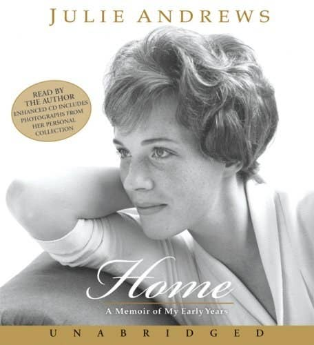 """""""Her story is fascinating, and getting to know more about her life, beyond just her films, is a real treat. Plus, the audiobook is narrated by the author. Who doesn't want to curl up with a cup of tea and listen to Julie Andrews for hours?""""— ericamariewillowGet it on Amazon"""