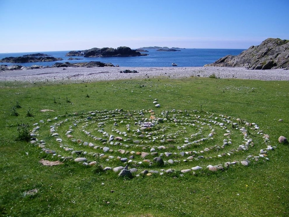 Book a stay on the Isle of Iona.